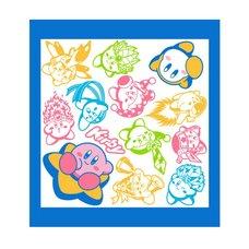 Kirby Super Star Hand Towels