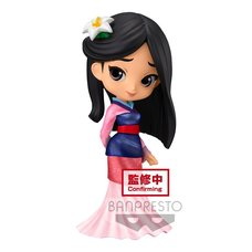 Q Posket Disney Characters Mulan: Glitter Line
