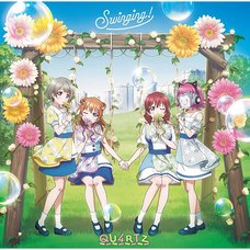 Love Live! Nijigasaki High School Idol Club QU4RTZ 2nd Single CD