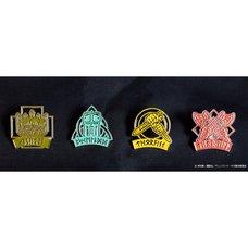 Vinland Saga Pin Badge Set