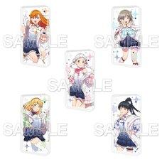 CharaClear Love Live! Superstar!!: Hajimari wa Kimi no Sora Ver. Acrylic Keychain Collection