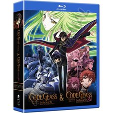 Code Geass: The Complete Series Blu-ray