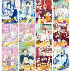 IDOLiSH 7 24h Photogenic Life Clear File Collection