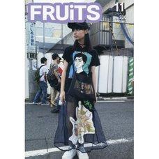 Fruits November 2017
