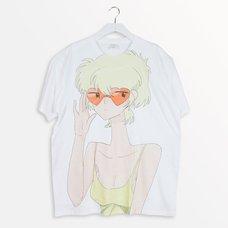 Shiritsu Yami Pastel Gakuen x PARK Tsukasa Tengenji Graphic T-Shirt