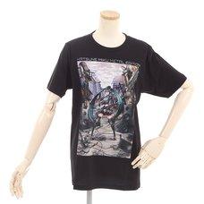 Hatsune Miku Metal Edition T-Shirt