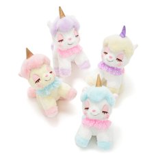Unicorn no Cony Pastel Frill Plush Collection (Standard)