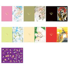 CLAMP 30th Anniversary Clear File Set