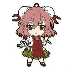 Nendoroid Plus: Touhou Project Kasen Ibaraki Rubber Strap Ver. 8