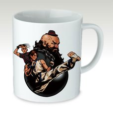 The King of Fighters '94: Rebout Korea Team Mug