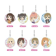 Nendoroid Plus: The Idolm@ster Cinderella Girls Trading Rubber Straps Box Set Vol. 1
