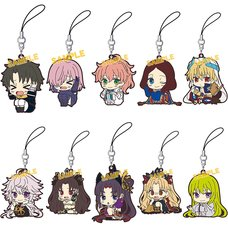 Fate/Grand Order - Absolute Demonic Front: Babylonia ViVimus Rubber Charm Collection