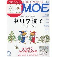 Moe July 2021