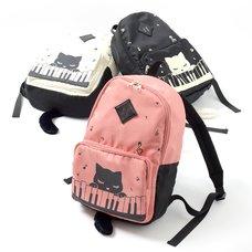 Piano Pooh-chan Backpacks