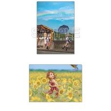 Love Live! Sunshine!! Aqours Clear File Collection Vol. 2
