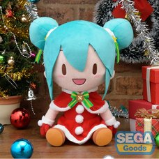 SP Fluffy Plush Hatsune Miku: Christmas 2021 Ver.