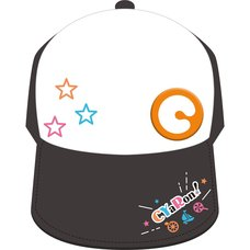 Love Live! Sunshine!! Unit Live Adventure 2020 CYaRon! Cap w/ Badges