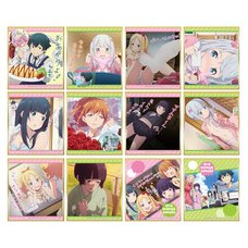 Eromanga Sensei Mini Shikishi Board Collection