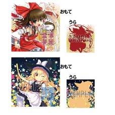 Touhou Kontonfu Chaos TCG Cushion Covers