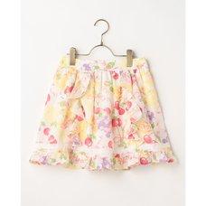 LIZ LISA Fruity Sukapan Skirt
