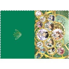 CLAMP 30th Anniversary Clear File