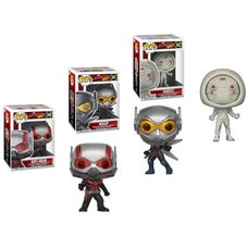 Pop! Marvel: Ant-Man and the Wasp - Complete Set