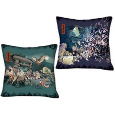 Monster Hunter Rise The Rampage Cushion