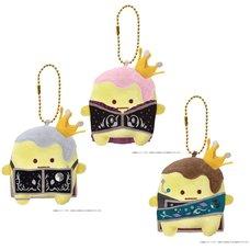 IDOLiSH 7 King Pudding x TRIGGER Ball Chain Plush Collection