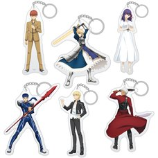 Fate/stay night: Heaven's Feel Acrylic Keychain Collection
