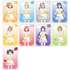 Love Live! School Idol Project 9th Anniversary Clear File Collection