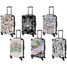 ScoLar Art Suitcase L