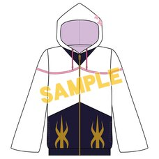 Fate/Grand Order - Absolute Demonic Front: Babylonia Merlin Hoodie