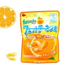 Fettuccine Gummy: Orange