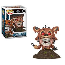 Pop! Books: Five Nights at Freddy's: The Twisted Ones - Twisted Foxy