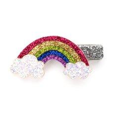 Popuphilia! Lamé Rainbow Hair Clip