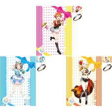 Love Live! Series 9th Anniversary Memorial Goods Matching Set Vol. 5