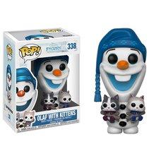 Pop! Disney: Olaf's Frozen Adventure - Olaf w/ Kittens