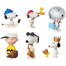 Ultra Detail Figure We Love Peanuts! Series 6
