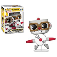 Pop! Games: Cuphead - Aeroplane Cuphead