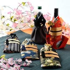 Kimono Bottle Covers
