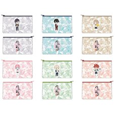 Touken Ranbu -Hanamaru- Pouch Collection Vol. 2