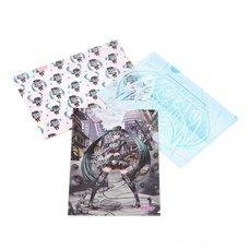 Hatsune Miku Metal Edition Clear File Set
