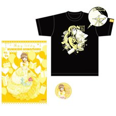 Love Live! Sunshine!! Season 2 Uranohoshi Girls' High School Store Birthday Celebration Set: Hanamaru Kunikida Ver. w/ T-Shirt