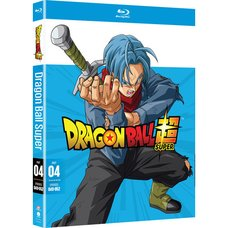 Dragon Ball Super: Part 4 Blu-ray