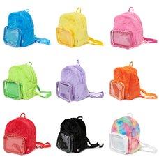 TOM Ita-bag: Fluffy Backpack
