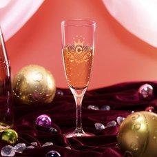 CLAMP 30th Anniversary Champagne Glass