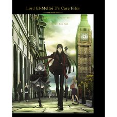 Lord El-Melloi II's Case Files: Rail Zeppelin Grace Note Complete Blu-ray Box Set
