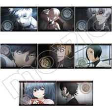 Tokyo Ghoul:re Square Badge Collection Box Set