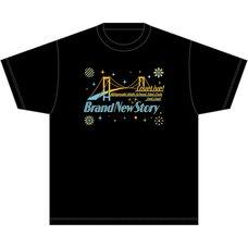 Love Live! Nijigasaki High School Idol Club 2nd Live! Brand New Story T-Shirt