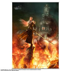 Final Fantasy VII Remake Wall Scroll Vol. 2